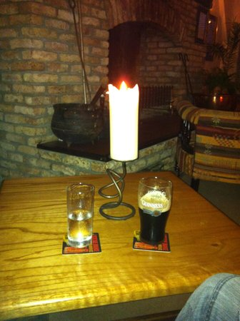 Ardagh Hotel & Restaurant: THE BAR