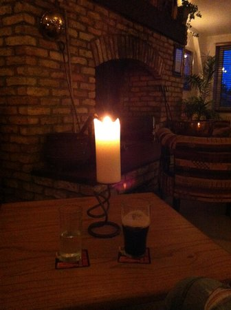 Ardagh Hotel & Restaurant : THE BAR