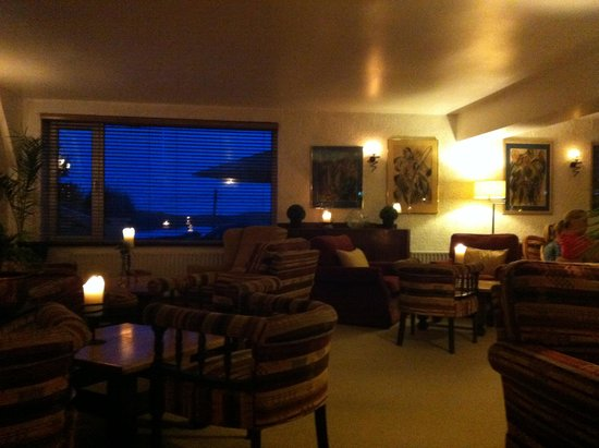Ardagh Hotel & Restaurant: SO RELAXING AFTER SPENDING A DAY SHOPPING