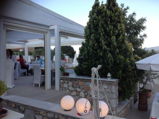 Kassandra Bay Resort & SPA: Restuarant
