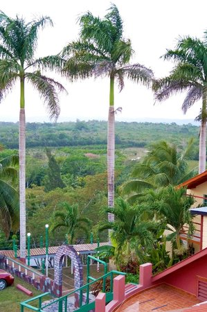 Rumors Resort : Scenic View from Double Room with balcony