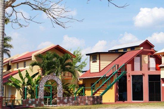 Rumors Resort : Hotel Entrance