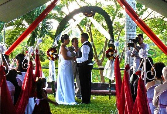Rumors Resort: Wedding Ceremony Events Venue Rental