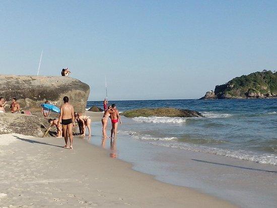 Grumari Beach : Praia Grumari