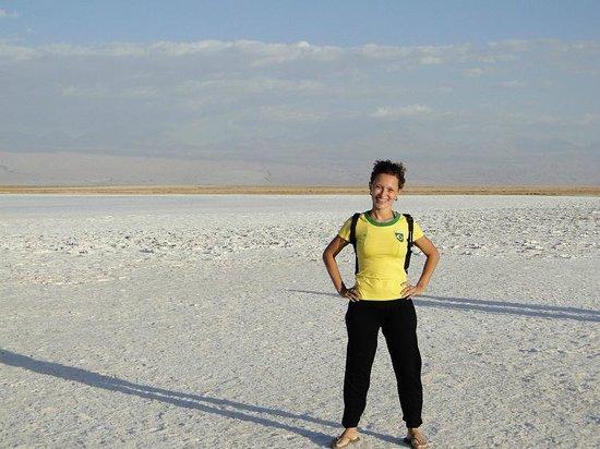Um pouquinho do Salar de Atacama