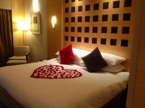 PARKROYAL Kuala Lumpur : Deluxe King Room