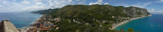 Torre Saracena: Vista dalla torre
