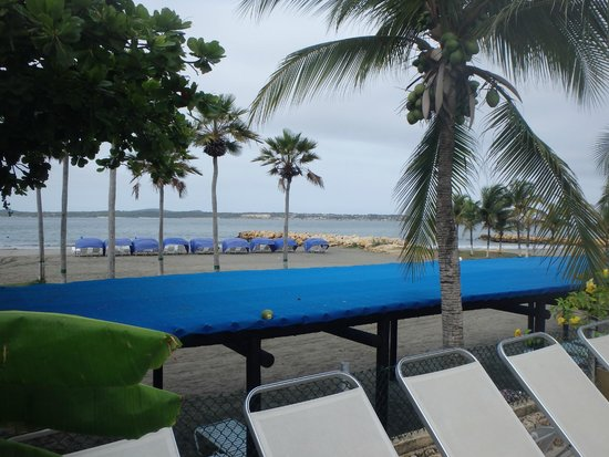 Hilton Cartagena : Beach