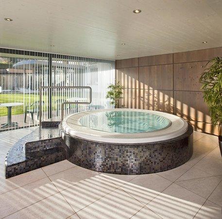 Hotel Muller : Whirlpool