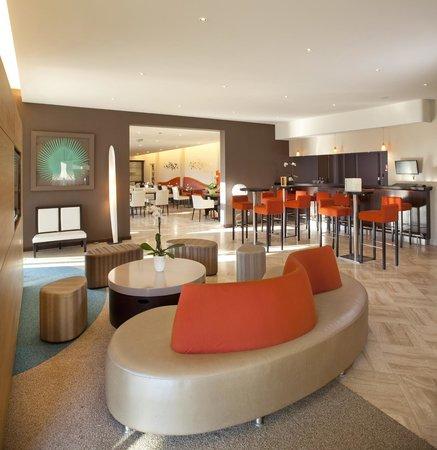 Hotel Muller : Lobby & Bar