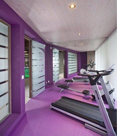 Hotel Muller : Salle de fitness