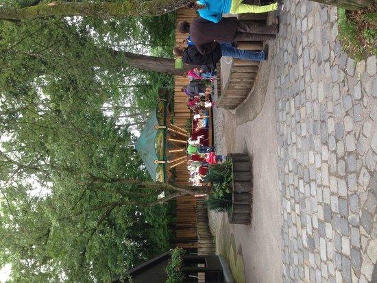 Tierpark Hellabrunn: Kids land