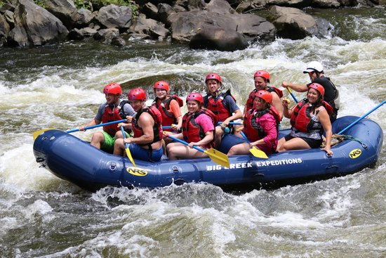 Big Creek Expeditions: Fun Times on the River
