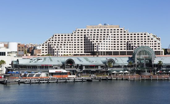 ‪Novotel Sydney on Darling Harbour‬