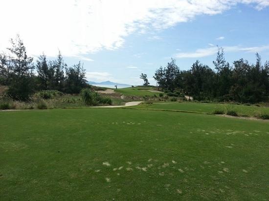 Danang Golf Club: 16th hole