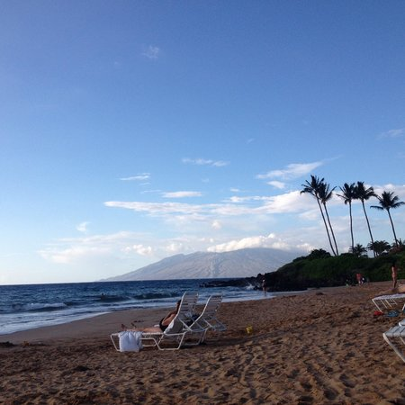 Fairmont Kea Lani, Maui : Praia privativa