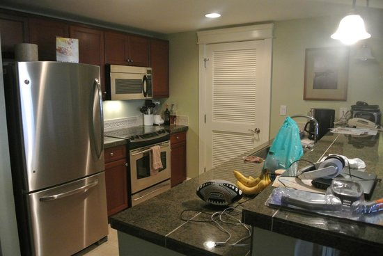 Sandestin Golf and Beach Resort : Kitchen