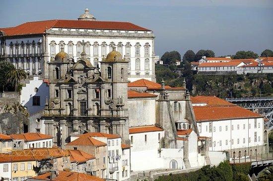 Inside Oporto