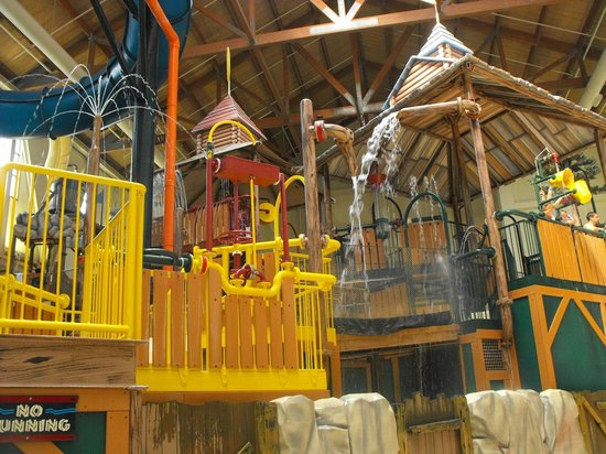 Great Wolf Lodge: Water Park is Awsome