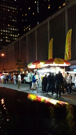 The Halal Guys : Where the magic happens