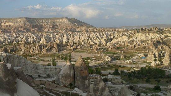 Goreme National Park : vista de goreme (mirador)