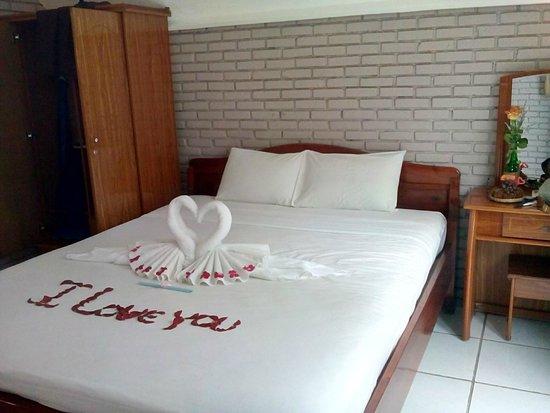 Mui Ne Paradise Beach Resort: Inside our room