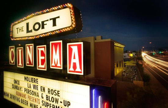 ‪The Loft Cinema‬
