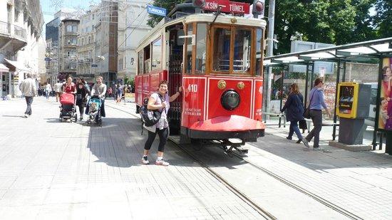Estambul Excursion : calle Istikal