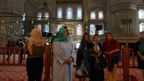 Estambul Excursion : Mezquita azul