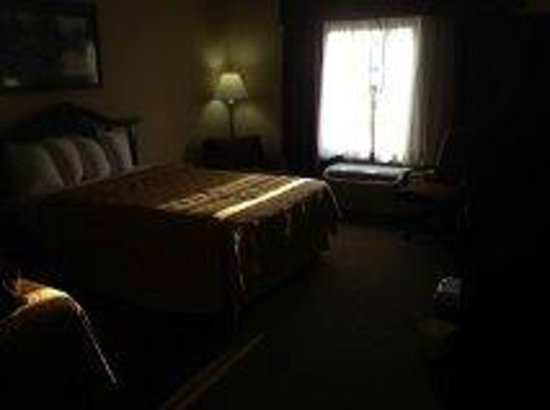 كواليتي إن آند سويتس أبينجدون: Comfortable bed