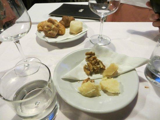 Osteria del Binari : Dessert