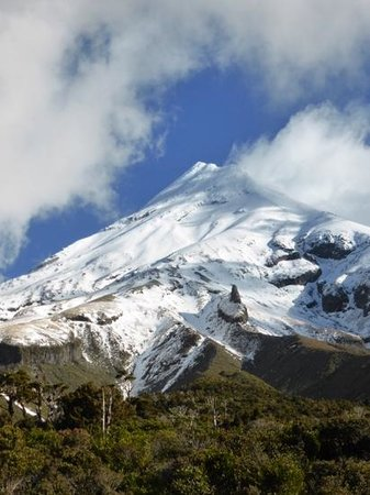 The Devon Hotel & Conference Center: Taranaki mountain