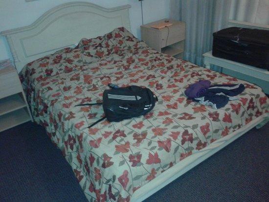 Centuria Hotel Buenos Aires : habitacion para 3 personas