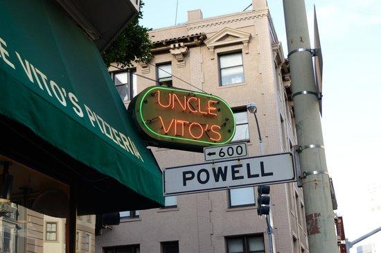 Uncle Vito's Pizzeria: Uncle Vito's