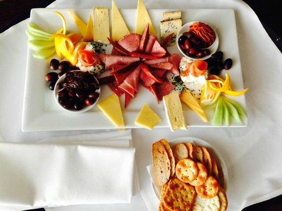 Select Braemar Lodge & Spa: Anti pasta plate