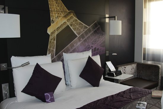 Mercure Paris Centre Tour Eiffel : Lovely room