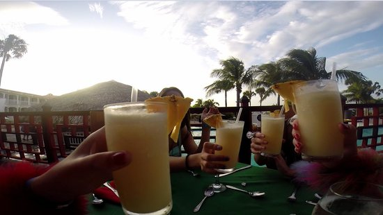 The Tropical at Lifestyle Holidays Vacation Resort: Yummy Drinks.