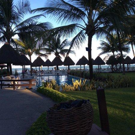 Pontal De Ocapora: Área de lazer e piscinas