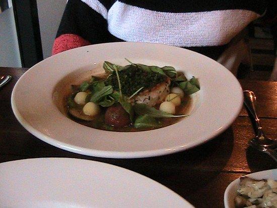 GoodWolfe Kitchen+Bar: GoodWolfe - Halibut