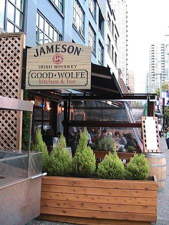 GoodWolfe Kitchen+Bar: GoodWolfe front