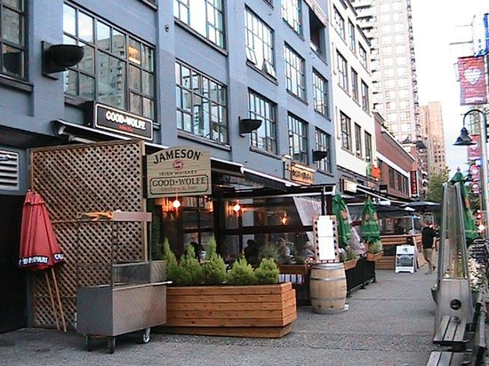 GoodWolfe Kitchen+Bar: View of GoodWolfe outside