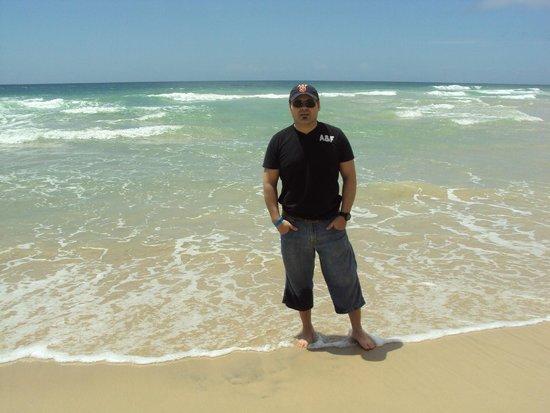 SunSol Isla Caribe: Playa El tirano