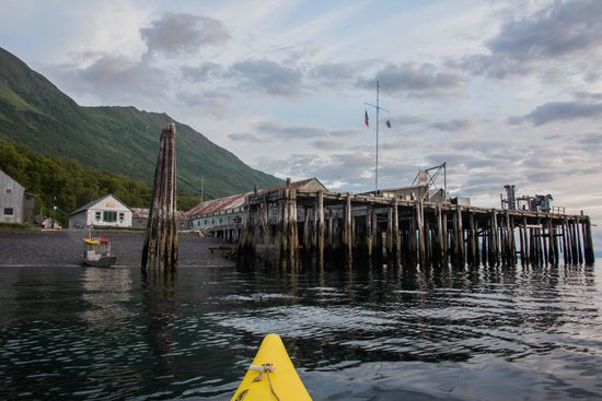 Spirit of Alaska Wilderness Adventures Lodge: Uyak Bay FIshery