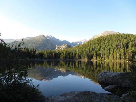 Another view of Bear Lake