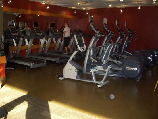 Hilton Hasbrouck Heights / Meadowlands: gym