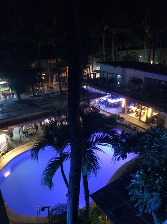 Red Coconut Beach Hotel: Beautiful Night in Red coconut