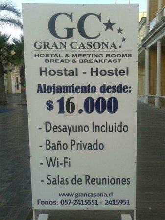Gran Casona Iquique
