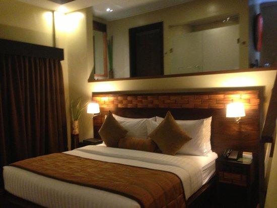 Two Seasons Coron Island Resort & Spa: Mountain villa bedroom
