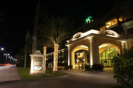 Kempinski Hotel & Residences Palm Jumeirah: エントランス