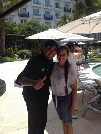 Hard Rock Hotel Vallarta: Mujica! :)
